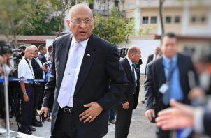 El 2019 podría terminar entre un 3% y 3.5%, indicó el ministro de Economía y Finanzas, Héctor Alexander.