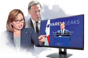 Kenia Porcell renunció al cargo semanas después de la publicación de las Varelaleaks. Foto: Panamá América.