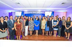 Miembros del Consejo para la Paridad de Género. Foto: Cortesía
