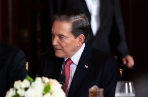 El presidente Laurentino Cortizo lamentó la tragedia y llamó a la reflexión ciudadana. Foto: Panamá América.