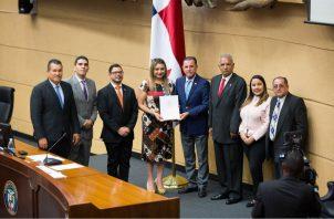 La ministra de Trabajo, Doris Zapata presentó un anteproyecto para crear el juzgado ejecutor.