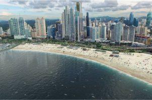 El proyecto de recuperación de las playas en la ciudad de Panamá tendrá un costo de 120 millones de dólares.