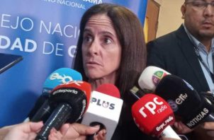 Linda Maguire, representante de la PNUD en Panamá. Foto: Belys Toribio