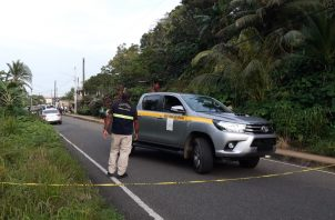El cuerpo fue descubierto por moradores del área. Foto: Archivo/Ilustrativa.