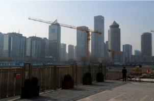 China alcanzó por primera vez los 1,400 millones de habitantes y la tendencia demográfica no es especialmente alentadora. Foto:EFE.
