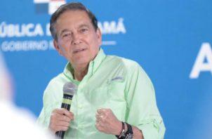 Laurentino Cortizo dijo que tenía en la mira al Idaan y a la AAUD.