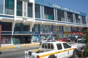 La empresa opera en la Zona Libre de Colón. Foto/ Diomedes Sánchez