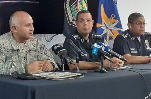 Alexis Muñoz, subdirector de la PN, confirmó la pérdida de los familiares de la unidad policial.