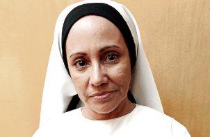 Nyra Soberon Torchía. Cineasta y actriz (en la foto, en la obra teatral '¡A ellos!') fundadora de Mente Pública (que organiza Panalandia). Panamá América