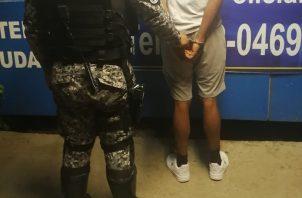 Ambos ciudadanos eran requeridos por las autoridades. Foto/Diomedes Sánchez