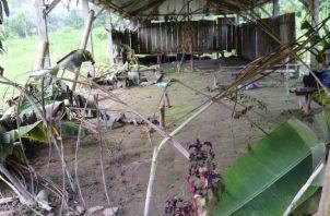 Los pastores de la secta 'La Nueva Luz de Dios' golpearon con palos y machetes a sus víctimas. Foto: Cortesía.