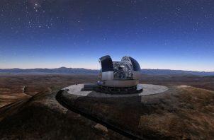 El Telescopio Europeo Extremadamente Grande funcionará en el 2025. Foto / L. Calçada.