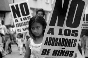 Aumentan por miles los abortos y los niños abusados y violados en sus derechos. Foto: EFE