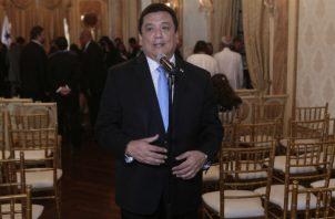 Eduardo Ulloa, procurador de la nación. Foto/ Víctor Arosemena