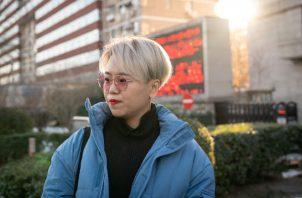 Teresa Xu demandó a un hospital cuando se rehusó a congelar sus óvulos. Foto / Yan Cong para The New York Times.