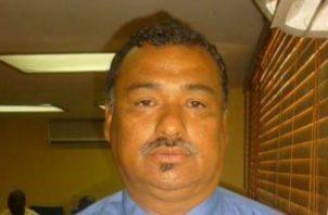 """Adán """"Chichi"""" Vásquez era miembro del Partido Revolucionario Democrático (PRD). Foto: Diómedes Sánchez S."""