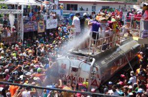 Las Tunas de Calla Arriba y Calle Abajo se pronuncia en contra del 'Bloke Summer Fest'. Foto: Archivo