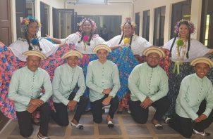 Huellas de Mi Folklore. Foto: Cortesía