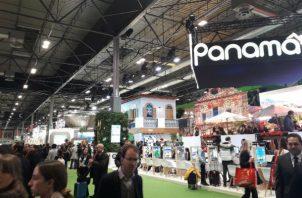Panamá presenta productos nuevos que complementan la oferta turística tradicional  en Fitur. Foto/@AlejandraParisg