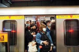 Taiwán  también toma medidas preventivas ante la llegada del coronavirus. FOTO/AP