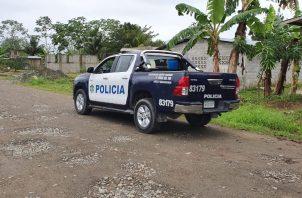 La policía lleva a cabo una serie de operativos para dar con los responsables de los disparos. Foto /Pedro Batista