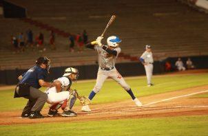 Herrera venció ayer a domicilio a Colón. Foto: Anayansi Gamez