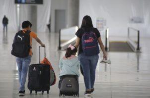 La actividad en el aeropuerto aumentó 8.7%. Efe