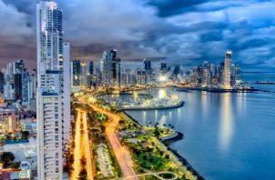 El Centro Bancario Internacional registra activos que alcanzan un total de $124,074 millones.