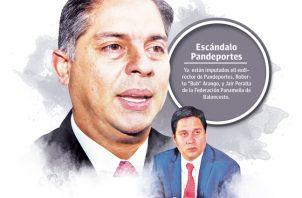 """El exdiputado Adolfo """"Beby"""" Valderrama fue imputado en este caso de Pandeportes."""