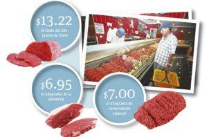 Agroexportadores manifiestan que ya se debe terminar con este relajo de la comercialización de la carne y ofrecer  un producto de buena calidad.