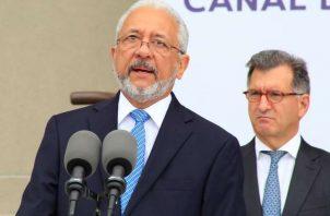 En septiembre de 2019 Ricaurte Vásquez asumió como nuevo administrador de la ACP.