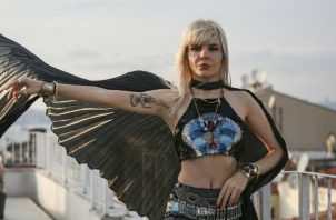 Gaye Su Akyol reinventó el rock psicodélico para hoy. Foto / Tara Todras-Whitehill para The New York Times.