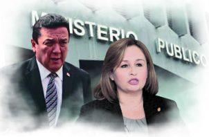 Eduardo Ulloa, nuevo procurador tiene el reto de levantar la imagen del Ministerio Público.
