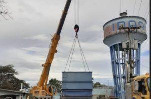 Debido a la antigüedad que registra la planta en sus 53 años de existencia, la producción de agua potable ha disminuido considerablemente. Foto/José Vásquez