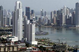 El crecimiento económico de Panamá fue de 3.7%, el más bajo en diez años. Archivo