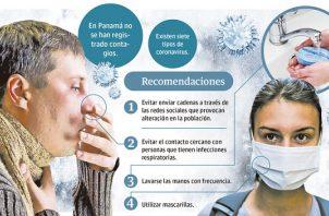El Instituto Conmemorativo Gorgas está preparado para realizar mil pruebas de coronavirus.