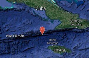 No se ha confirmado ni descartado alerta de tsunami en el Mar Caribe. Foto: AP.