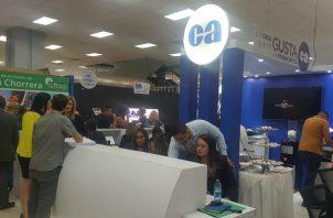 Caja de Ahorros es una de la entidades que participa del evento Expo Inmobiliaria. Foto/Cortesía