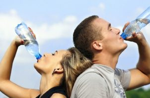 'Tips' a la hora de hidratarse. Foto: Pixabay