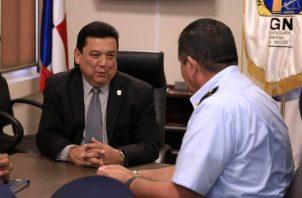 Eduardo Ulloa asumió el cargo tras la renuncia de Kenia Porcell, que dimitió tras la publicación de los Varelaleaks. Foto: Panamá América.