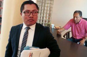 El diputado Arquesio Arias no ha querido habilitar a su suplente, solo lo habilitó el pasado 28 de enero, por un solo día.
