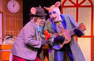 El Súper Ratón Detective sigue entreteniendo a chicos y grandes. Foto Cortesía