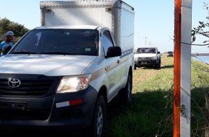 El cadáver fue enviado a la morgue judicial en Changuinola, Bocas del Toro para que se practique el examen de necropsia. Foto/Mayra Madrid