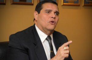 Sergio Gálvez, diputado del Cambio Democrático (CD). Archivo