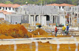 El sector inmobiliario busca acabar con los  inventarios de viviendas existentes. Foto: Archivo.