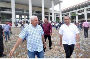 Luis Eduardo Camacho, estrecho colaborador de Ricardo Martinelli, renunciará al partido Cambio Democrático hoy martes.
