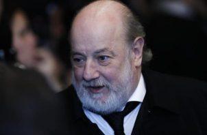 El juez federal argentino, Claudio Bonadio, intervenido quirúrgicamente por un problema de salud el año pasado. FOTO/EFE
