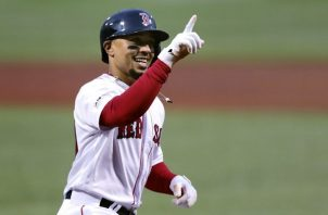 Hay grandes expectativas en torno a Mookie Betts.
