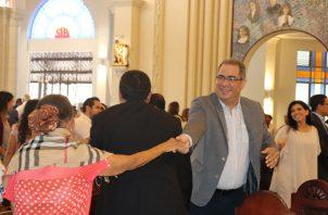 El arzobispo también ha pedido que se oriente a los fieles en no replicar información falsa sobre el coronavirus. Foto: Arquidiócesis de Panamá.