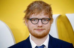 """Regalías a Ed Sheeran se han retrasado por demanda sobre """"Shape of You"""". Foto / Henry Nicholls/Reuters."""